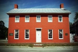 The Levi Coffin House (Source: LittleIndiana.com)