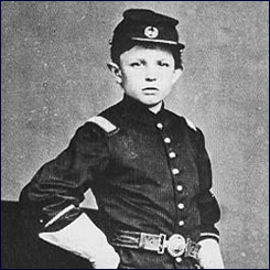 Tad Lincoln also died young at the age of 18 (Source: White House Historical Society)