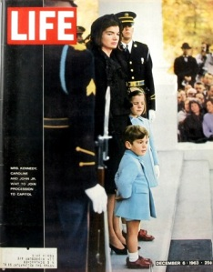 Life Magazine cover (Source: JFKlibrary.org)