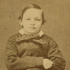 Willie Lincoln (1850-1862) Source: wttv.com