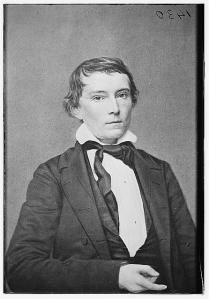 Another photo of Alexander Stephens (Source: Library of Congress)