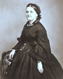 Mary Todd Lincoln (Source: Library of Congress)