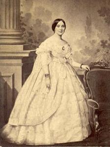 Varina Davis (Source: Library of Congress)