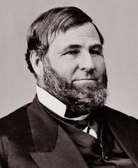 Justice David Davis (Source: Library of Congress)