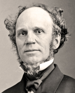 Horatio Seymour (Source: Dickinson College)