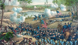 Battle at Cold Harbor (History.com)