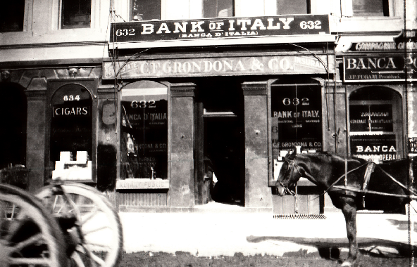 The Little Bank That Could And The 1906 San Francisco Earthquake