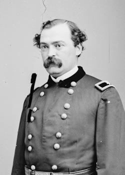 General James Ledlie (Source: CivilWar.org)