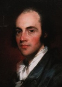 Aaron Burr (Source: Biography.com)