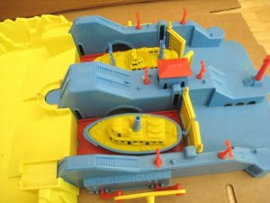 Panama Canal toy (Source: Ebay.com)