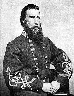 Confederate General John Bell Hood (Source: Wikipedia)