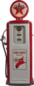 Fire Chief gas pump