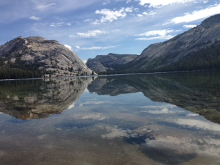 Lake Tenaya, Yosemite National Park