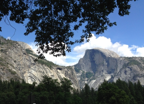 And saving for one of my favorite photos for last...Half Dome.